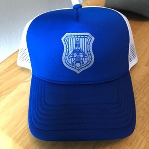 Men's Under Armour Hat Blue